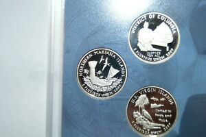 2009 S   NORTHERN MARIANA ISLAND   PROOF TERRITORIAL QUARTER   COMBINED SHIPPING
