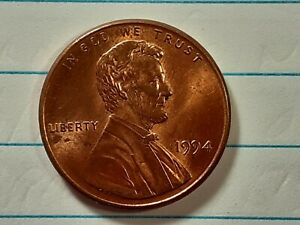 1994 LINCOLN CENT ERROR COIN