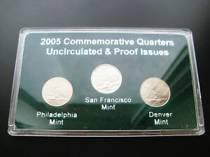 2005   MINNESOTA P.D.S   PROOF ISSUES CLAD COMMEMORATIVE QUARTER