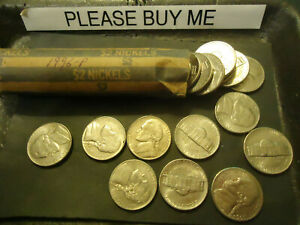 1996 P ROLL OF NICKELS            C/S & H AVAILABLE
