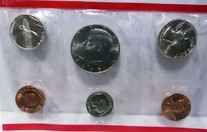 1985 D US PROOF COIN SET   SEALED IN ORIGINAL U.S. MINT PACKAGE