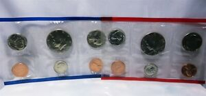 LOT OF 2 1987 D & P US PROOF COIN SET   SEALED IN ORIGINAL U.S. MINT PACKAGE