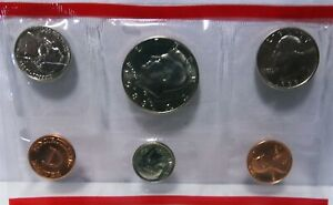 1988 D US PROOF COIN SET   SEALED IN ORIGINAL U.S. MINT PACKAGE