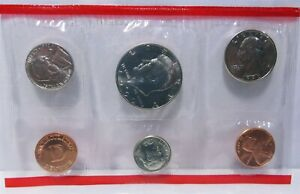 1990 D US PROOF COIN SET   SEALED IN ORIGINAL U.S. MINT PACKAGE