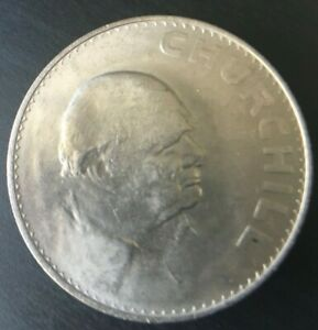 GREAT BRITAIN 1965 ONE CROWN