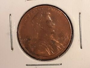 1995 LINCOLN CENT ERROR COIN