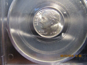 1951 S PCGS ROOSEVELT DIME MINT STATE 65