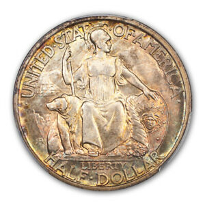 Click now to see the BUY IT NOW Price! SAN DIEGO 1935 S 50C SILVER COMMEMORATIVE PCGS MS67