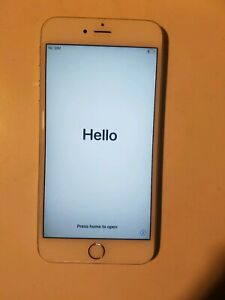 APPLE IPHONE 6S PLUS 64GB   SPACE GRAY  T MOBILE  A1687  CDMA   GSM  SMARTPHONE