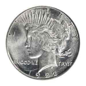 Click now to see the BUY IT NOW Price! 1922 D $1 PEACE DOLLAR PCGS MS66   CAC  3170 23