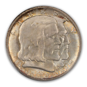 Click now to see the BUY IT NOW Price! LONG ISLAND 1936 50C SILVER COMMEMORATIVE PCGS MS67