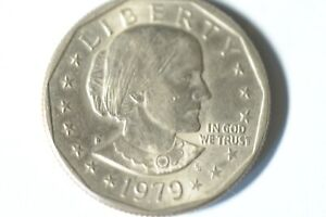1979 S TYPE 1 SUSAN B ANTHONY DOLLAR GEM PROOF PRICED TO MOVE AND SHIPPED FREE