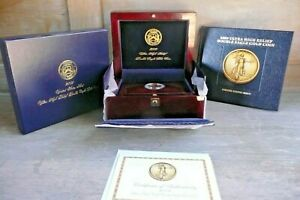 Click now to see the BUY IT NOW Price! 2009 $20 ULTRA HIGH RELIEF GOLD DOUBLE EAGLE 1 OZ WITH ORIGINAL BOX COA & BOOK