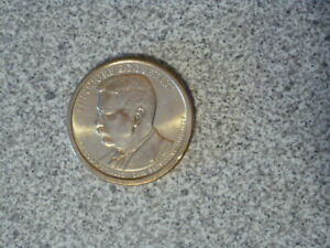 2013 P THEODORE ROOSEVELT 26TH PRESIDENTIAL U.S. ONE DOLLAR COIN