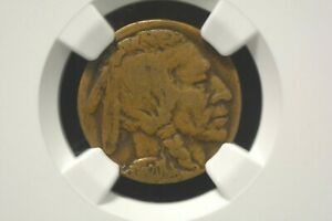 1920 P BUFFALO NICKEL STRUCK ON 1C COPPER PLANCHET ERROR   NGC CERTIFIED