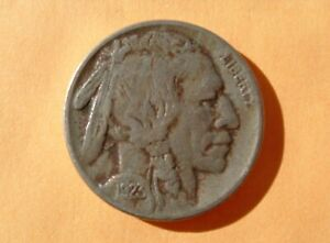 U.S. 1923 S BUFFALO NICKEL   BEER MONEY IN THE SILENT FILM ERA