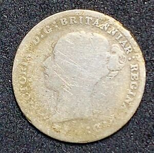 1886 GREAT BRITAIN 3 PENCE VICTORIA 1ST PORTRAIT INCL MAUNDY AND COLONIAL  1045