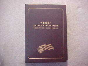 2009 US MINT LINCOLN COIN & CHRONICLES SET   OGP
