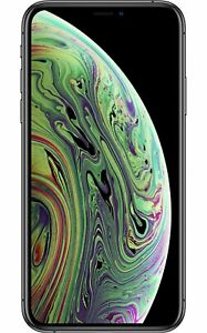 NEW   OPEN BOX   NEVER USED  APPLE IPHONE XS 64GB AT&T BLACK