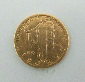 1926 SESQUICENTENNIAL AMERICAN INDEPENDENCE $2.5 GOLD  46 019 MINTED V479