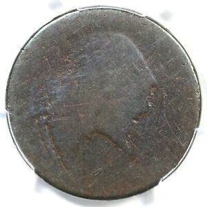 1793 PCGS PO 1 AMERICA CHAIN LARGE CENT COIN 1C