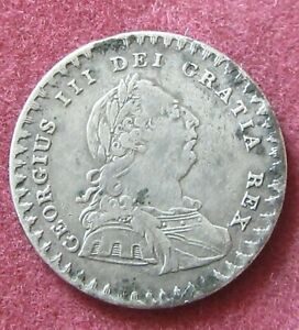1811GEORGE III BANK TOKEN 1/  6D