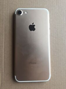 IPHONE 7   32GB   ROSE GOLD  SPRINT  A1660  BADESN  READ