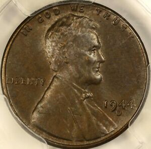 Click now to see the BUY IT NOW Price! 1944 D LINCOLN CENT  FS 101  PCGS MS64BN DDO 001  DOUBLED DIE