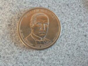 2013 D WILLIAM MCKINLEY 25TH PRESIDENTIAL U.S. ONE DOLLAR COIN