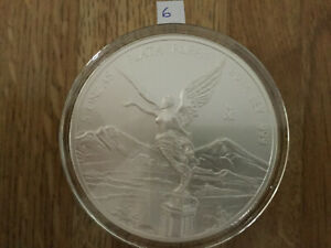 Click now to see the BUY IT NOW Price! 2014 5 OZ SILVER MEXICAN LIBERTAD .999 SILVER BULLION BU IN AIR TITE MEXICO 6