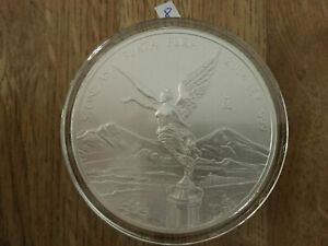 Click now to see the BUY IT NOW Price! 2014 5 OZ SILVER MEXICAN LIBERTAD .999 SILVER BULLION BU IN AIR TITE MEXICO 8