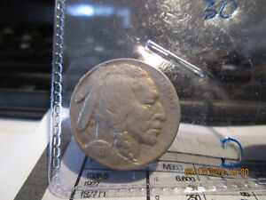 1931 S BUFFALO NICKEL  VF