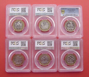 Click now to see the BUY IT NOW Price! GIBRALTAR 1997 2000AA LABOURS OF HERCULES 2 POUNDS BI METALLIC 12 COINS SET PCGS