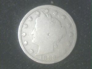1883 LIBERTY NICKEL   GREAT GIFT IDEA     WILL SHIP FOR FREE     TAKE A LOOK