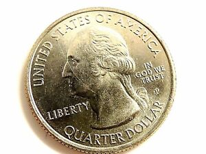 2010 P MOUNT HOOD OREGON QUARTER COMMEMORATIVE COIN