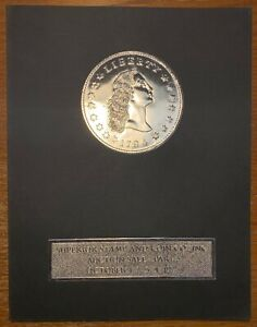 OCTOBER 1 4 1973 SUPERIOR AUCTION CATALOG LORD ST. OSWALD POGUE 1794 DOLLAR