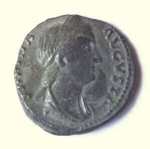 4  ROMAN IMPERIAL ANCIENT REPRO COIN. LEAD COIN.SABINA