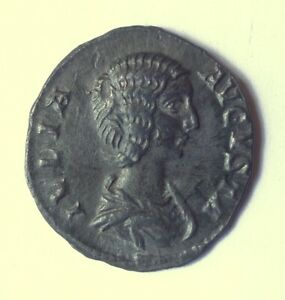 5  ROMAN IMPERIAL ANCIENT REPRO COIN. LEAD COIN.JULIA DOMNA