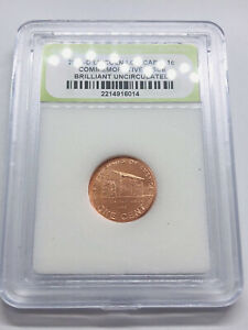 2009 D LINCOLN CENT LOG CABIN BIRTH PLACE SATIN PENNY US COIN  6014