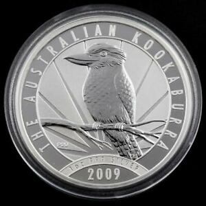 Click now to see the BUY IT NOW Price! 3 X 2009 PERTH MINT KOOKABURRA 1 OUNCE .999 SILVER BULLION COINS    ITEM