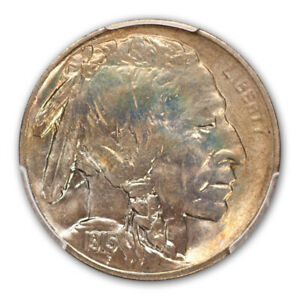 Click now to see the BUY IT NOW Price! 1915 S 5C BUFFALO NICKEL PCGS MS67  CAC