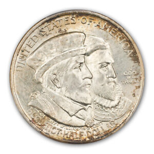 Click now to see the BUY IT NOW Price! HUGUENOT 1924 50C SILVER COMMEMORATIVE PCGS MS67