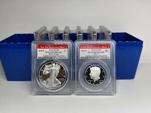 Click now to see the BUY IT NOW Price! 2018 S SILVER PROOF 8 COINS LIMITED EDITION PCGS PR70DCAM FS SAN FRANCISCO   28