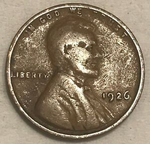 1926 P PHILADELPHIA  COPPER LINCOLN WHEAT  PENNY ONE CENT FAST SHIPPING