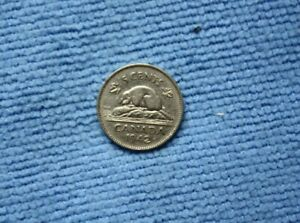 CANADA FIVE CENT 1942
