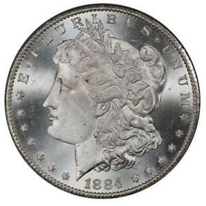 Click now to see the BUY IT NOW Price! 1884 CC $1 MORGAN DOLLAR PCGS MS67   CAC   3312 5