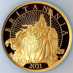 Click now to see the BUY IT NOW Price! 2021 GOLD BRITANNIA WITH LION 5OZ 500 COIN NGC PF70UCAM FIRST RELEASES