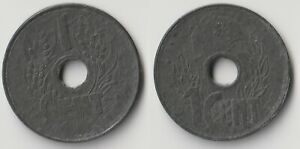 1940? FRENCH INDOCHINA 1 CENT COIN