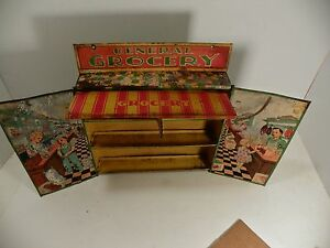 tin toy grocey play store general