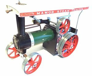 mamod te1a live steam traction